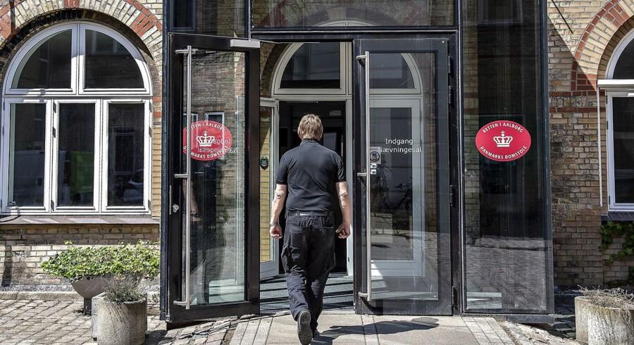 Lars Møller blev onsdag ved Retten i Aalborg dømt i den langstrakte sag i OW Bunkers kollaps.