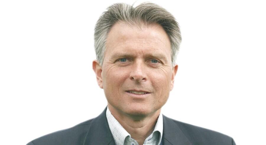 Kim Valentin, partner og adm. direktør i Finanshuset i Fredensborg