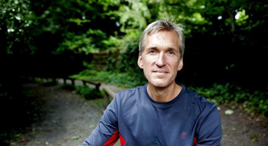 Lægen Jerk W Langer er begyndt at slukke for mobilen og tildele sig selv en times alene-tid hver dag.