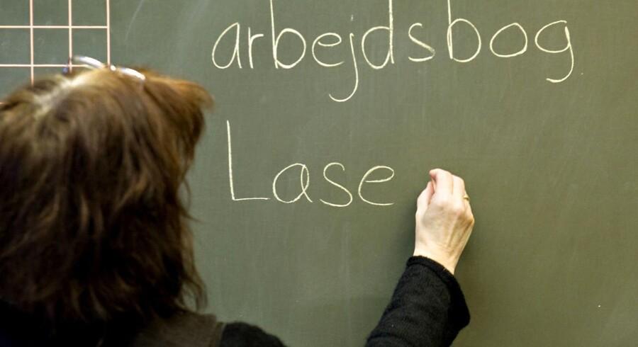 Trods det hævede snit for at komme ind på læreruddannelsen lever frafaldet fortsat i bedste velgående.