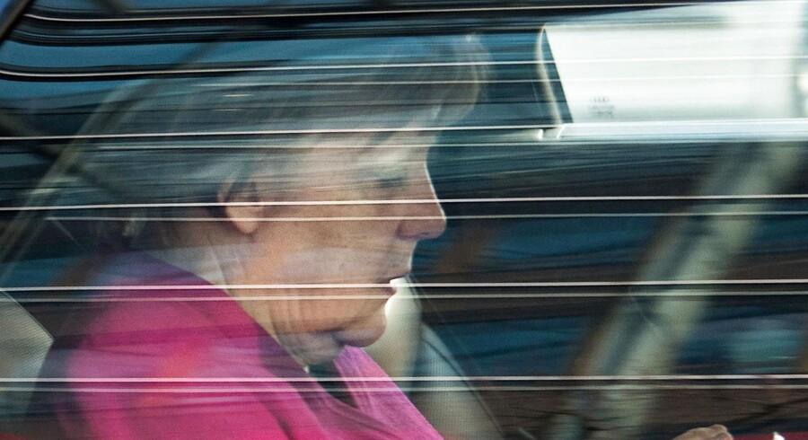 Fire måneder efter det tyske valg har Angela Merkel indgået en regeringsaftale med socialdemokraterne. Men i det konservative bagland vokser utilfredsheden med kansleren og regeringsaftalen.