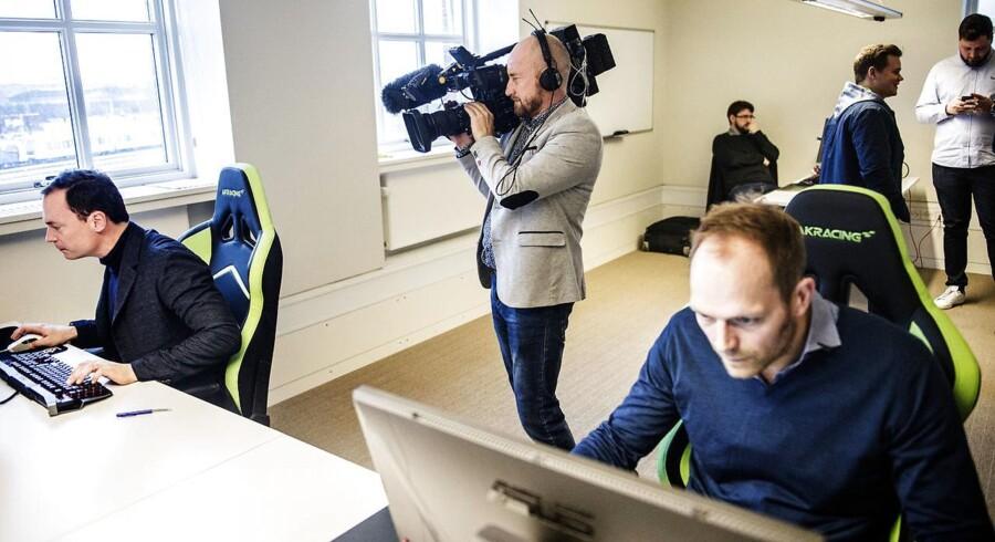 200 millioner kroner skal postes i københavnsk e-sport-kultur over de kommende to-tre år. Onsdag var der pressemøde hos RFRSH Entertainment, der skal stå for at få dansk e-sport ud over rampen.