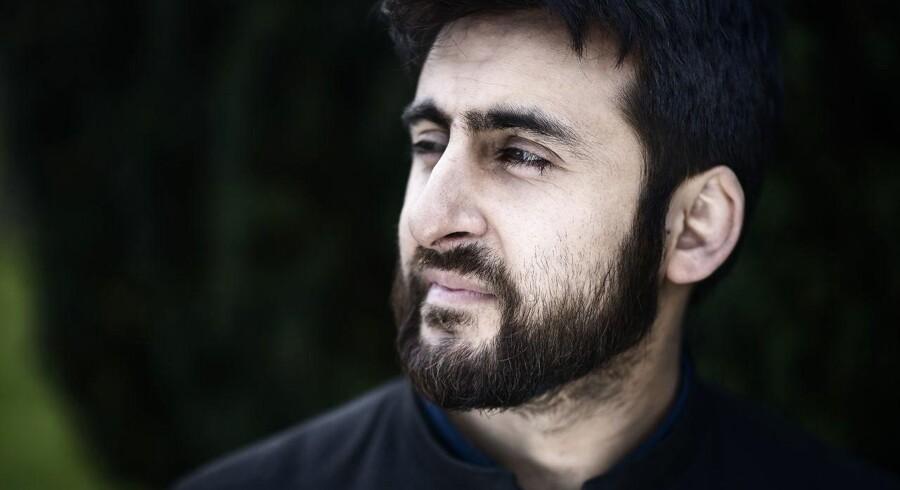Waseem Hussain. Arkivfoto.