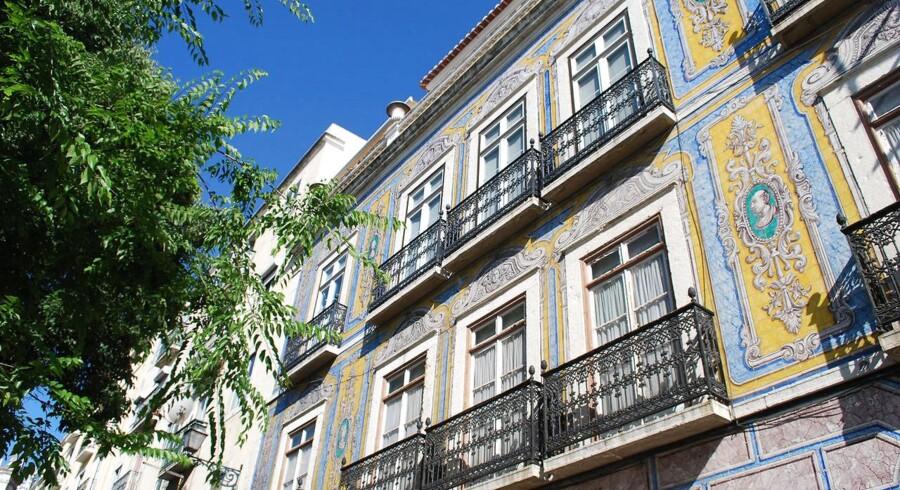 »Vide verden Lissabon« er inspirerende læsning for enhver, der er på vej til Lissabon.