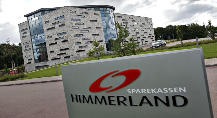 Arkivfoto. Indtægterne er under »stort pres« i Jutlander Bank, men ledelsen er alligevel meget tilfreds med udviklingen i 2016.