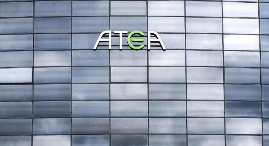 Onsdag sidst på eftermiddagen blev der afsagt dom i Atea-sagen om bestikkelse. Atea var tiltalt i sagen sammen med fire tidligere Atea-chefer og tre tidligere IT-chefer fra Region Sjælland og Rigspolitiet.