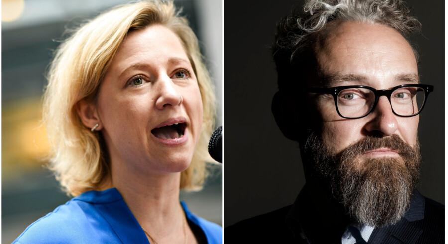 Region Hovedstaden og regionsrådsformand Sophie Hæstorp Andersen (S) forstår ikke, at Ole Birk Olesen (LA) ikke har inviteret regionen til at sidde med i et nyt fremkommelighedsudvalg.