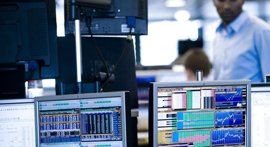 Der blev handlet flittigt på Københavns Fondsbørs i juni, der satte rekord for den største aktieomsætning for en juni. I gennemsnit blev der handlet for 6,3 mia. kr. om dagen, oplyser fondsbørsen i en pressemeddelelse.