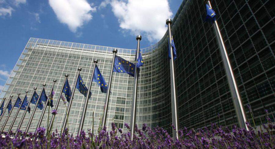 EU-høringen i den nye strid om Internet Explorer i Windows er aflyst. Foto: Dominique Faget, AFP/Scanpix