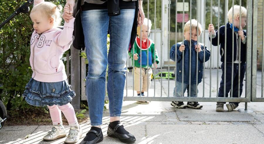 »Det her med at tviste loven, fordi man gerne vil integrere, det går simpelthen ikke,« siger Dansk Folkepartis børneordfører, Pernille Bendixen (arkivfoto).