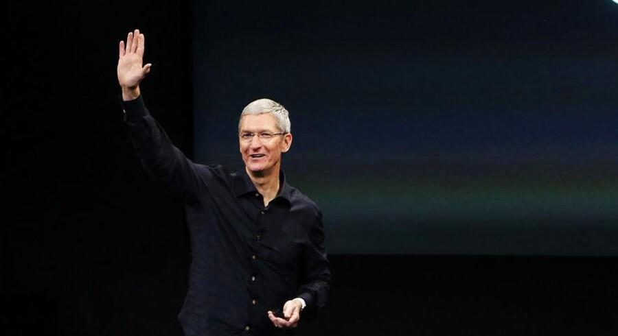 ARKIVFOTO. Fra et center i Viborg vil Apple håndtere driften af blandt andet iTunes Store og App Store, skriver selskabet.