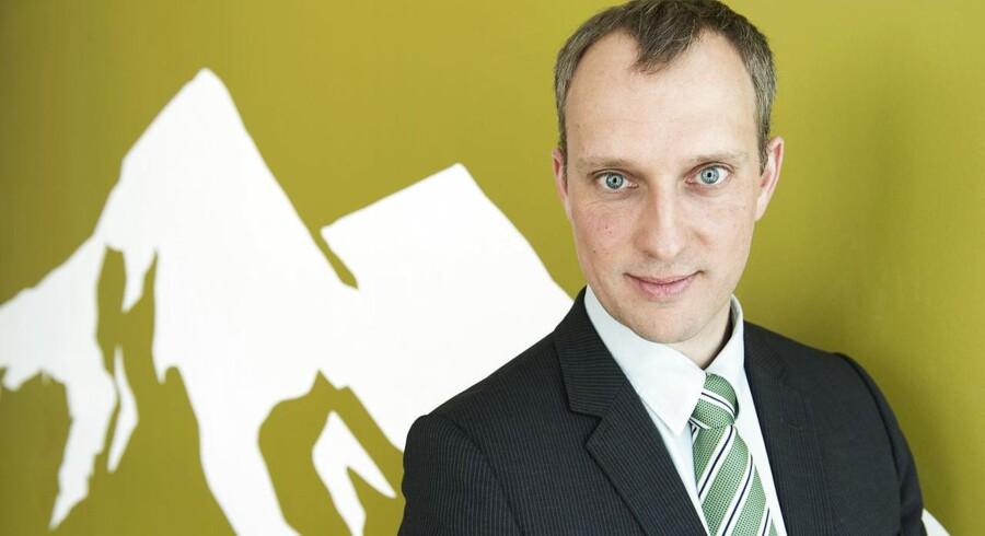 ITEK, som er Dansk Industris brancheforening for IT og tele, skifter nu navn til DI Digital men fortsætter ellers som hidtil og med Adam Lebech som branchedirektør. Arkivfoto: Claus Bech, Scanpix