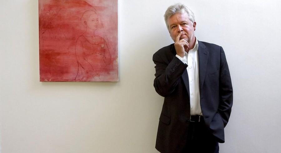 Danmarks største forlag skal have ny topchef. Efter Stig Andersen tirsdag valgte at sige stop.