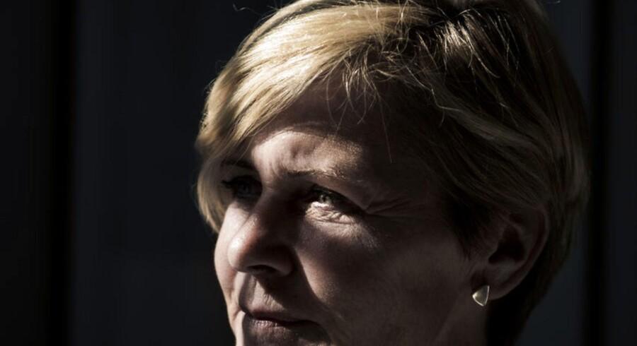 Kulturminister Mette Bock