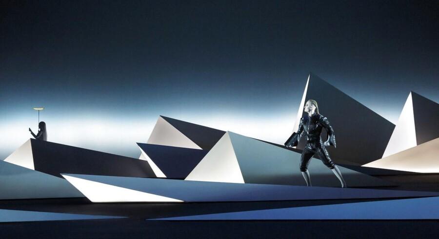 """Aarhus Teater har co-produceret forestillingen """"Edda"""", som havde premiere i Norge i marts. Foto: Lesley Leslie-Spinks."""