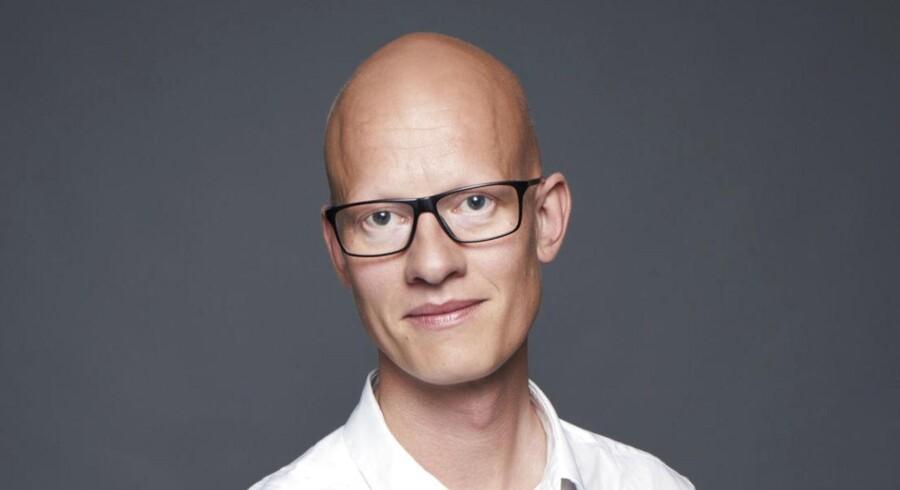 DRs nye dramachef, Christian Rank. Foto: DR