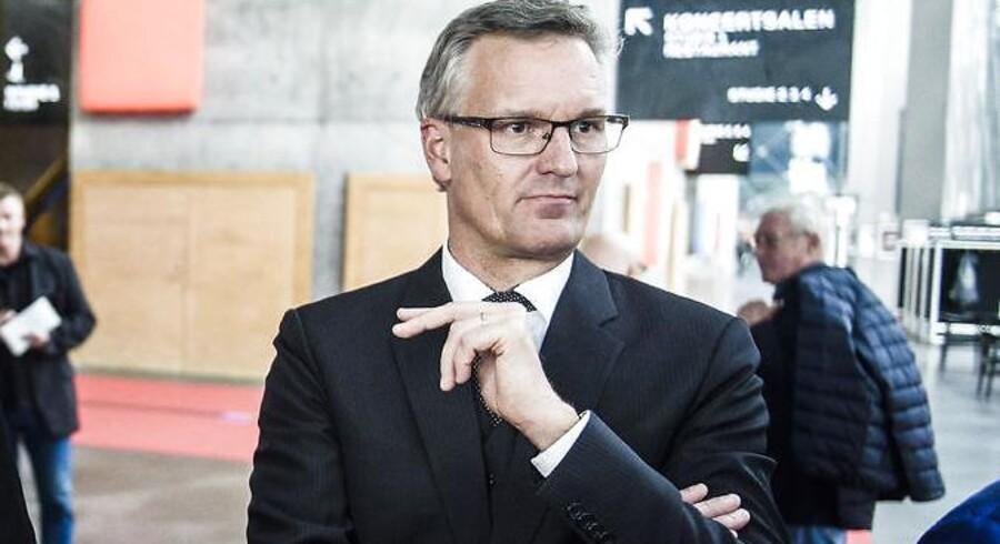 Nyhedschef Ulrik Haagerup.