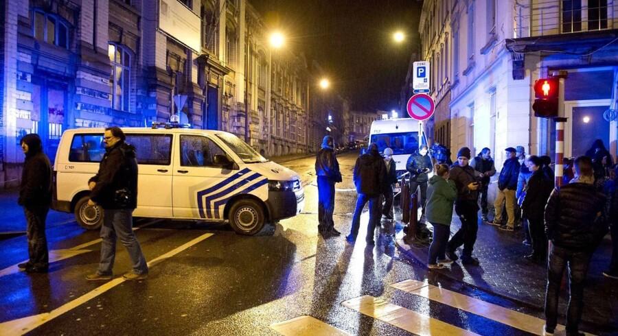 Verviers, Belgien.