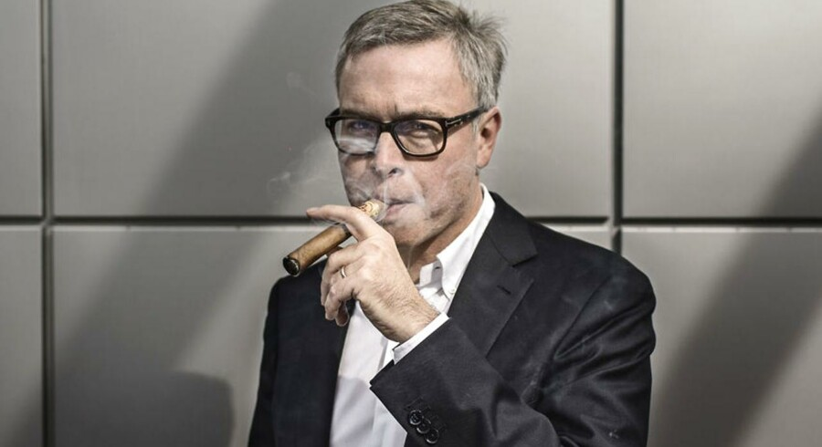 Topchef i Scandinavian Tobacco Group, Niels Frederiksen.