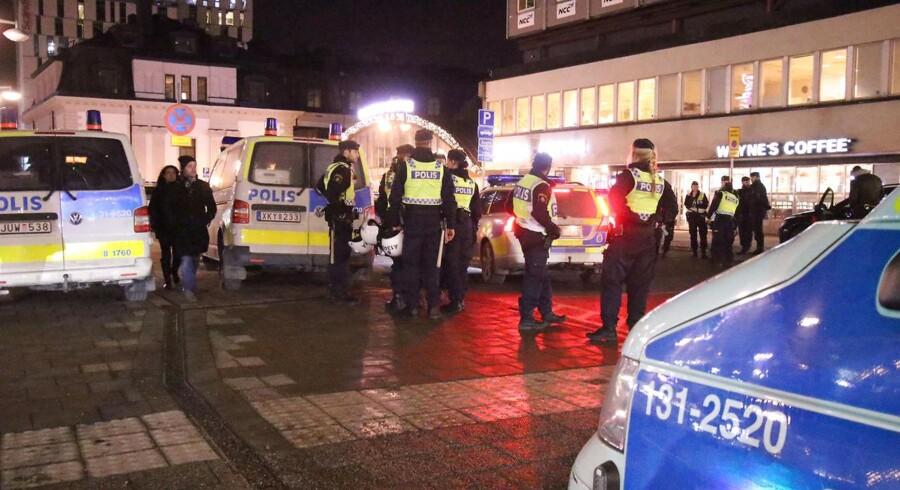 Angrebet mod udlændinge i Stockholm viser, at højreekstremister er nået til et afgørende punkt, mener forsker.