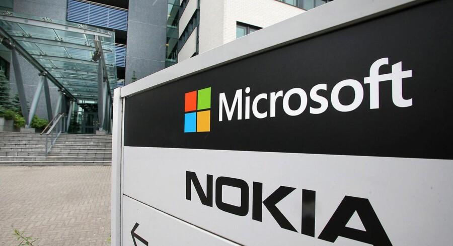 En ny fyringsrunde i Microsofts finske mobilproduktion fører til skarp kritik af softwaregiganten fra den finske regering, der beskylder Microsoft for at bryde sine løfter. Arkivfoto: Markku Ruottinen, Lehrikuva/Scanpix