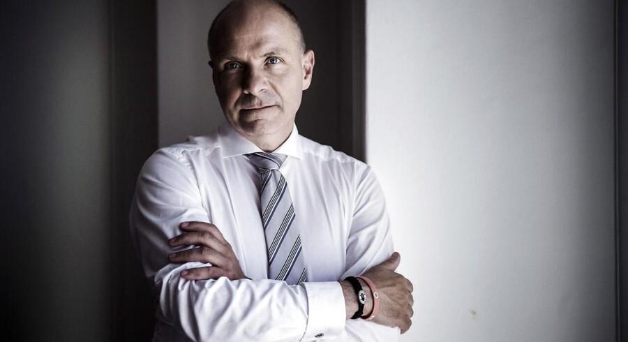 Arkivfoto: Søren Gade, gruppeformand i Venstres folketingsgruppe.