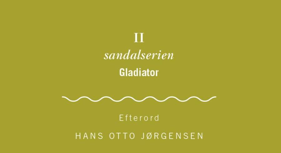 »Hinsides« af Helga Johansen og efterord af Hans Otto Jørgensen.