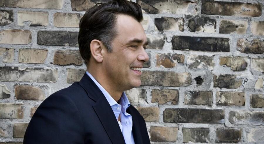 »3«s administrerende direktør i Danmark, Morten Christiansen, erkender sig medskyldig i priskrigen men er sikker på, at han også i år kan hente 100.000 nye mobilkunder hjem. Arkivfoto: »3«