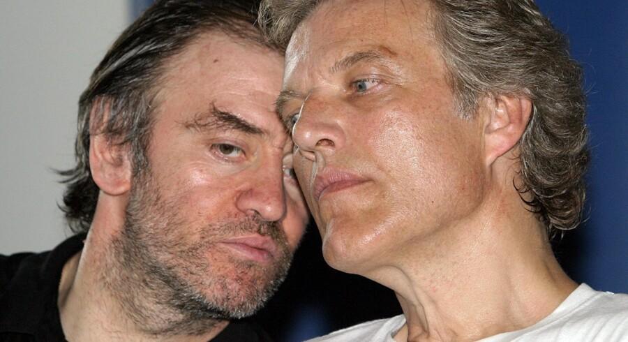 Den tidligere balletchef Peter Martins er af tidligere dansere i balletten blevet beskyldt for seksuel chikane og fysisk misbrug. Scanpix/Yevgeny Asmolov