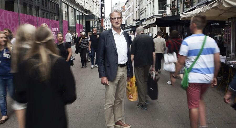 Jens Chr. Hansen er Berlingske Business' erhvervskommentator