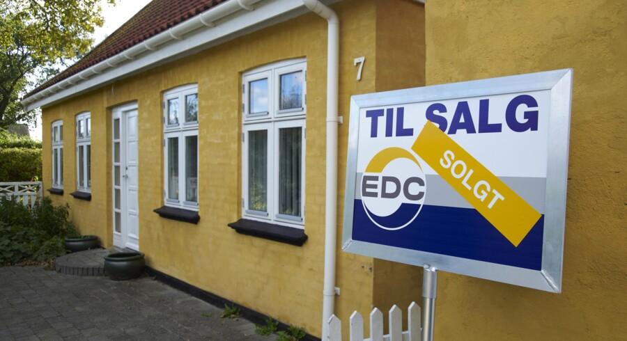 Gør det selv-arbejde kan vise sig at være dyrt sparede penge, når boligen skal sælges. Foto: EDC