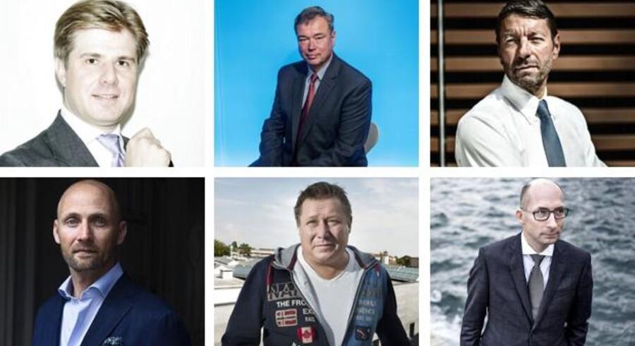 Se listen over dem, der landede på denne uges op- og nedture i dansk erhvervsliv.