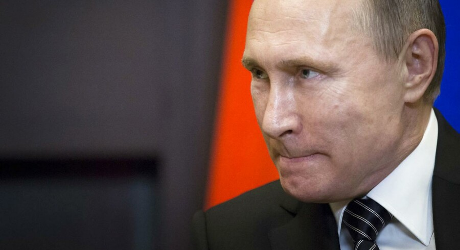 usland har lagt sag an mod Ukraine. Ukraine meddelte i december, at landet ikke ville tilbagebetale 3 mia. dollar til Rusland, som forfaldt før jul. Arkivfoto.