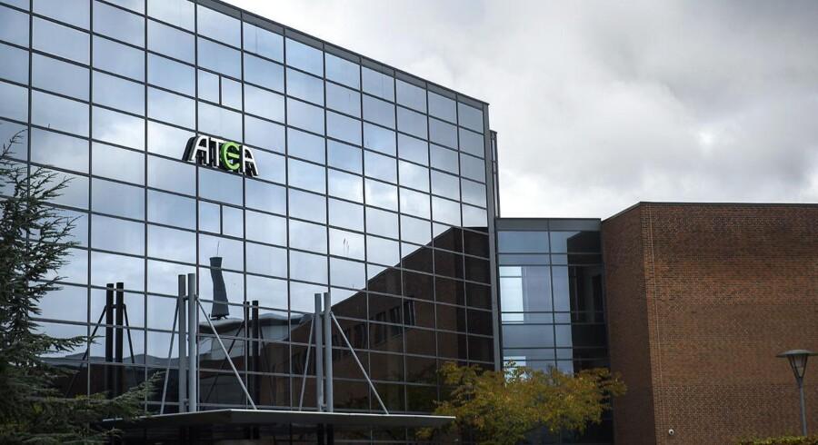 Ateas hovedkvarter