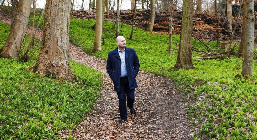 Formand for de konservative, Søren Pape Poulsen, kræver, at der skal sættes flere penge af til miljøvenlige tiltag.