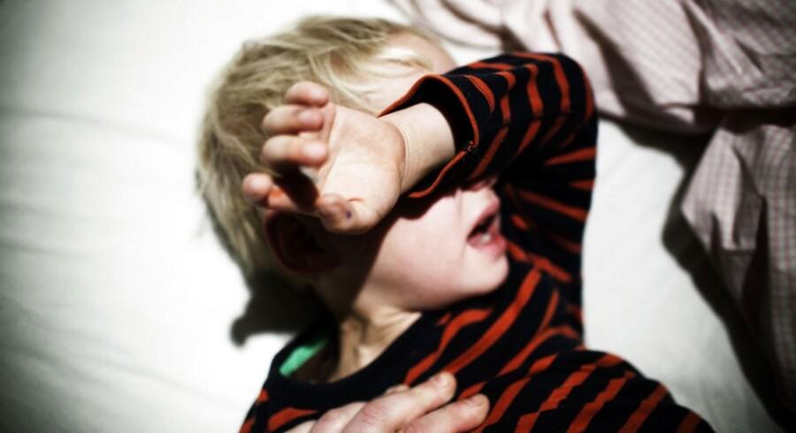 Risikoen for de 0-6-årige med tidligere anbragte forældre er ti gange større end for deres jævnaldrende, hvis mor eller far aldrig har været anbragt.