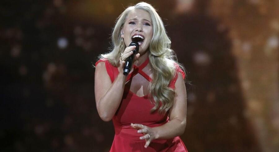 Anja Nissen går torsdag på scenen i den anden af to indledende semifinaler, der forhåbentlig skal give en dansk billet til finalen.