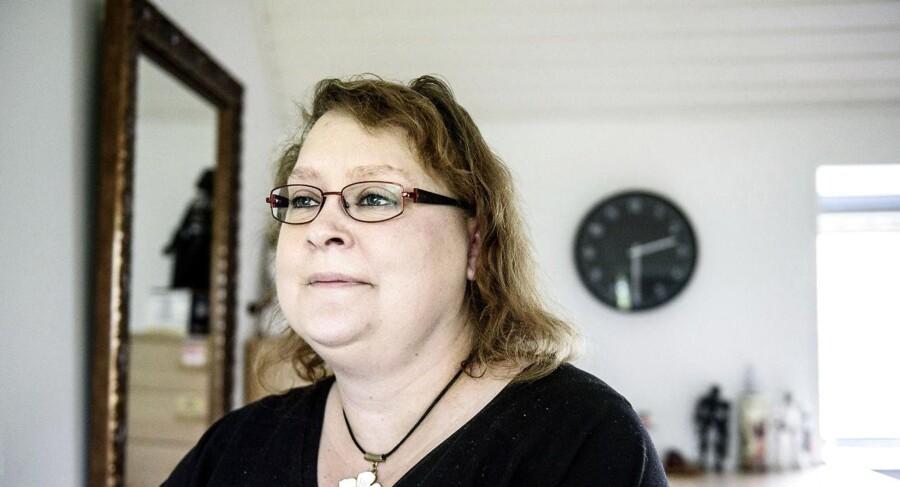 Joan Mouritzen, der har type 2-diabetes, var som 33-årig meget tæt på at dø af en blodsprop i hjertet, men heldigvis blev hun reddet af sin 5-årige datter.