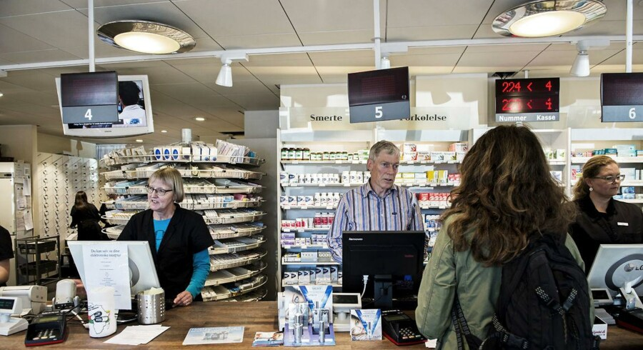 Man skal ved køb af håndskøbsmedicin altid huske at læse indlægssedlen, lyder det fra Lægemiddelstyrelsen.