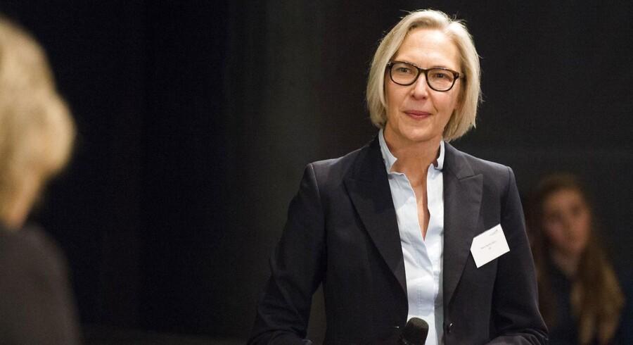 DRs generaldirektør, Maria Rørbye Rønn. Arkivfoto.