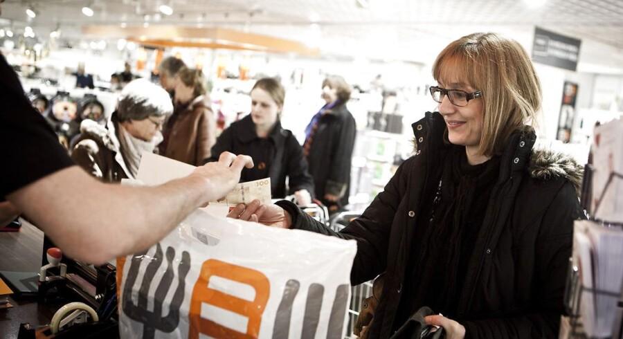 Isenkræmmerkæden Imerco har fart på og vil åbne butikker i Sverige.
