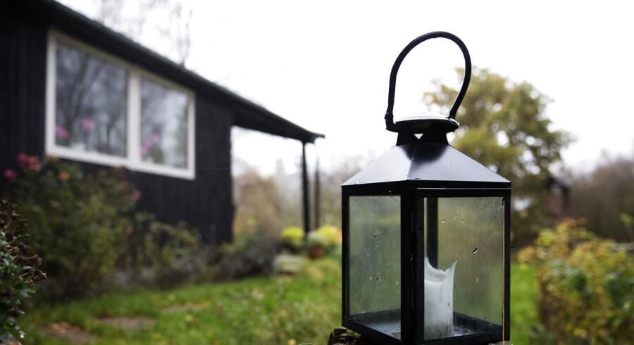Håndværkerfradrag kan blandt andet bruges til at isolere og skifte vinduer i sommerhuset. Arkivfoto