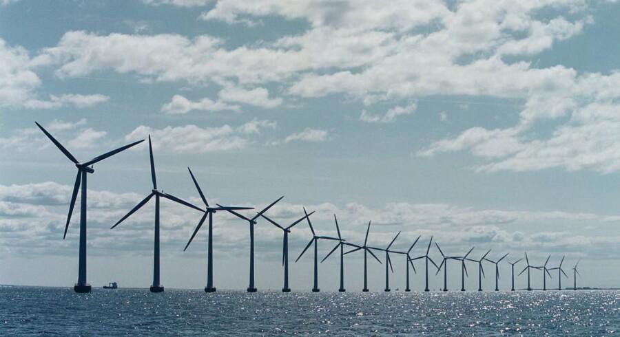NKT skal levere havvindmøllepark til England for over 800 mio, kroner.