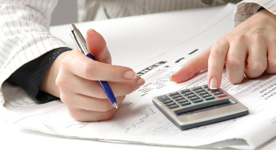 Virksomhedernes selskabsskattebetalinger udgør omkring 6 procent af statens indtægter.