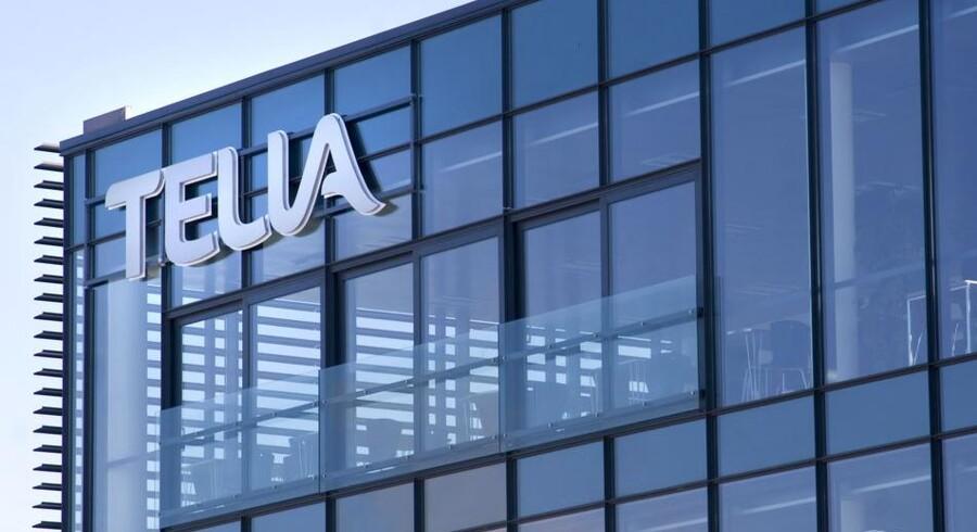 Ny, stor bøde truer Telia, som oplyste forkerte priser, da man ville sælge Apples nye iPhone-telefon. Foto: Telia