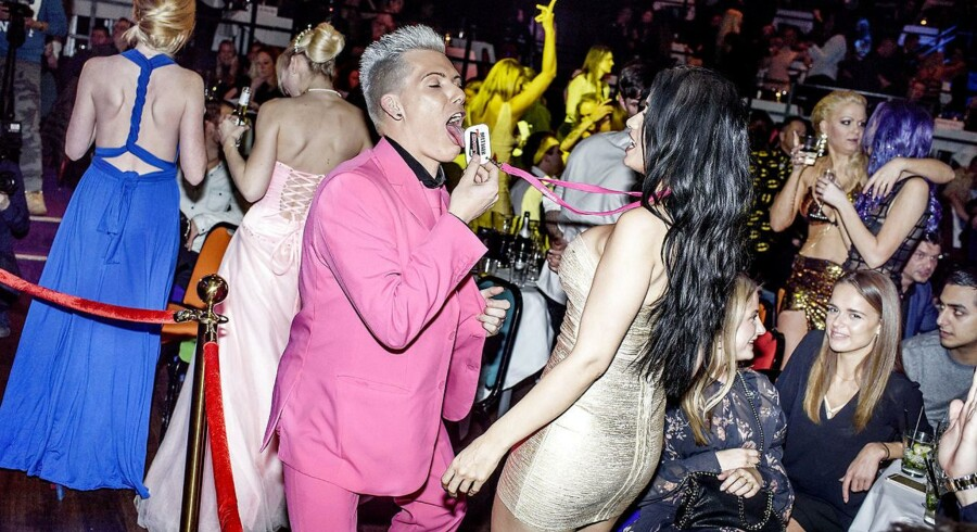 Reportagefoto fra Reality Awards 2016, som blev afholdt i Wallmanns Cirkusbygning. I år lægger Imperial hus til festlighederne.