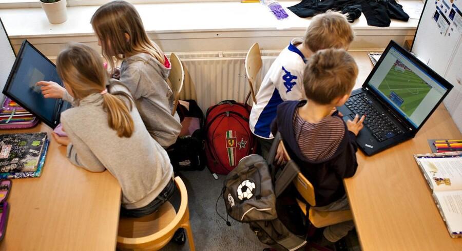 »Børns rygsmerter er generelt et område, vi ikke ved så meget om. Derfor er det vigtigt med forskning på området«.