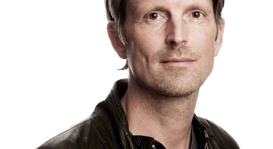 Jeppe Krogsgaard Christensen. Forfatter og kulturskribent