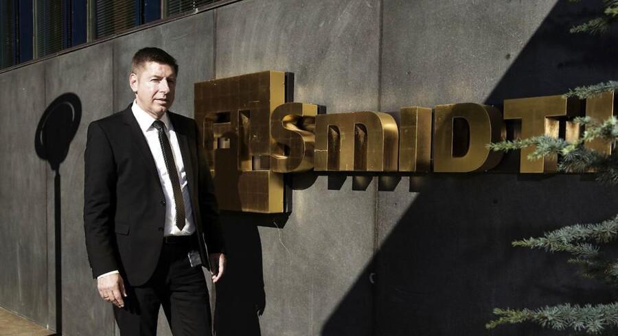 FLSmidths topchef Thomas Schultz