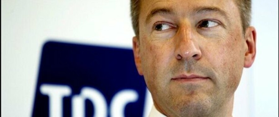 Tidligere koncernchef i TDC, Jens Alder, gik i gang med storudsalget. Snart er der kun TDC selv tilbage. Foto: Linda Henriksen, Scanpix